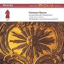 German Operas: Complete Mozart Edition 16