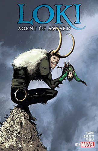 Loki: Agent of Asgard #12 (English Edition)