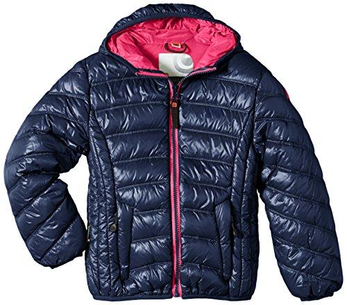 Brekka Mädchen Jacke Holiday Jacket Girl, Navy, 116, BRF14WG06_NVY