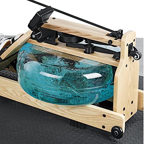 FitEngine Wasser-Rudergerät klappbar 1-9