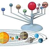 Schimer Sonnensystem Modell Solarsystem Kinder Wissenschaft Lernspielzeug Geburtstagsgeschenk -