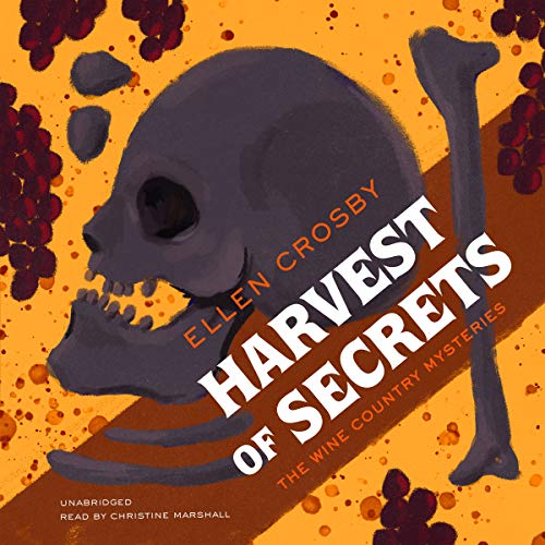 Couverture de Harvest of Secrets
