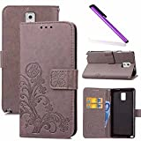 COTDINFOR Samsung Galaxy Note 3 Case Wallet Bookstyle Pu