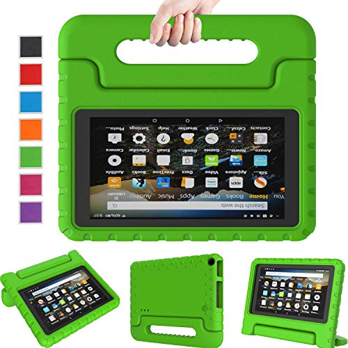 LTROP All New Fire 7 2019 Case Kids Case for Fire 7 Tablet 9th Generation 2019 Release (7