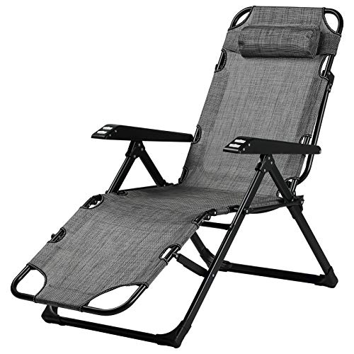 zero gravity chair with shade
