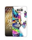 Sunrive Coque Compatible avec LG G5, Silicone Étui Housse Protecteur Souple Gel Transparent Back...
