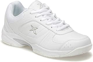 KARON 9PR Beyaz Erkek Tenis Ayakkabısı