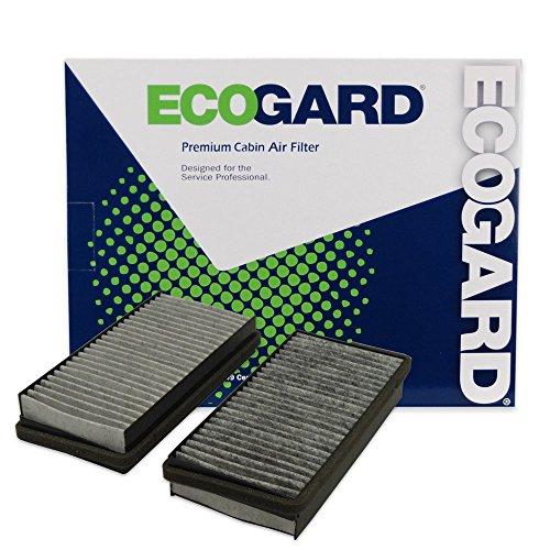 Ecogard XC15471C filtro de aire de cabina premium con eliminador de olores de carbón activado para Buick…