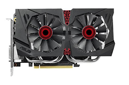 ASUS GeForce Strix-GTX1060-DC2O6GG OC Edition 6GB GDDR5 PCI-Express Graphics Card