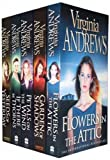 Virginia Andrews Dollanganger Collection 5 Books Set Pack RRP £ 34.95 (Garden of Shadows, Petals on the wind, If There be Thorns, Seeds of Yesterday, Flowers in the Attic) (Virginia Andrews Dollanganger Collection)