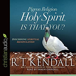 Pigeon Religion: Holy Spirit, Is That You? cover art