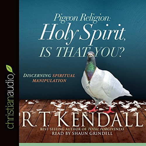 Pigeon Religion: Holy Spirit, Is That You? audiobook cover art