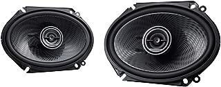 Kenwood KFC-C6896PS 6X8 Custom Fit 2 Way Car Speakers (Pair) 360 Watts Peak Power KFCC6896PS