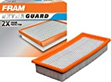 2006 Ford Freestyle Air Filter Boxes & Components - FRAM Extra Guard Air Filter, CA9944 for Select Ford and Mercury Vehicles
