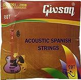 Givson Guitar Strings (Acoustic Strings) Set Of 6 Strings