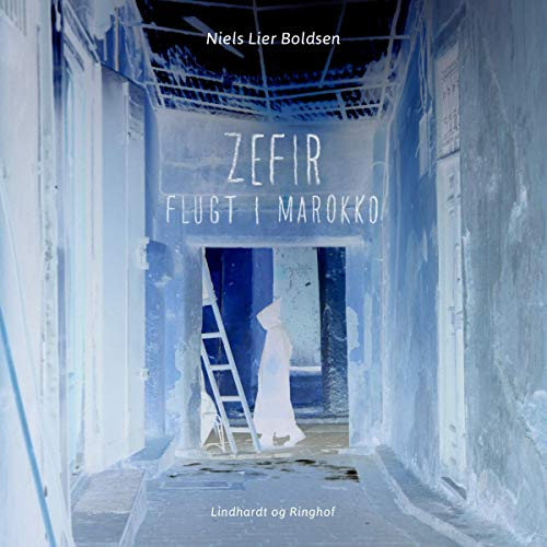 Zefir - flugt i Marokko cover art