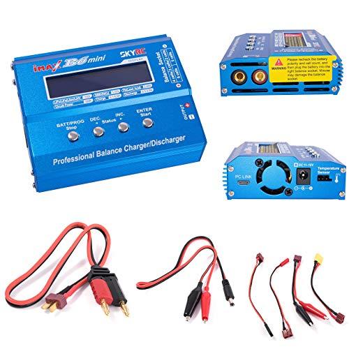 SKYRC ORIGINAL iMax B6 Mini Profi Ausgleichladegerät für RC Batterien 60W # SK-100084-02
