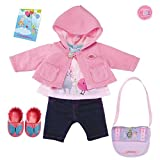 Schildkröt 648401003 - Kids Deluxe Fashion Set 'Mein erster Kindergarten Tag', bis 43 cm