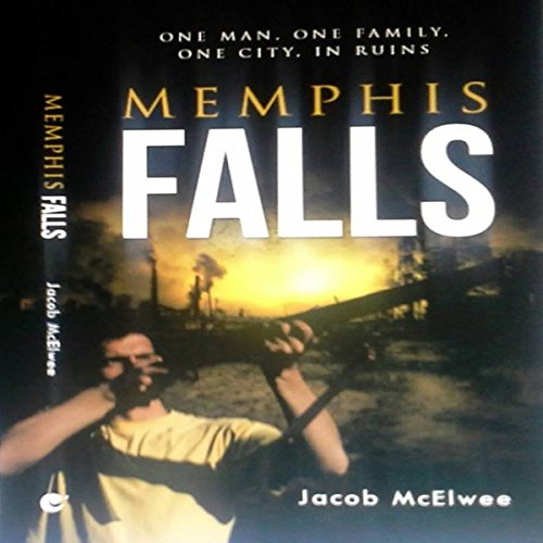 Memphis Falls audiobook cover art