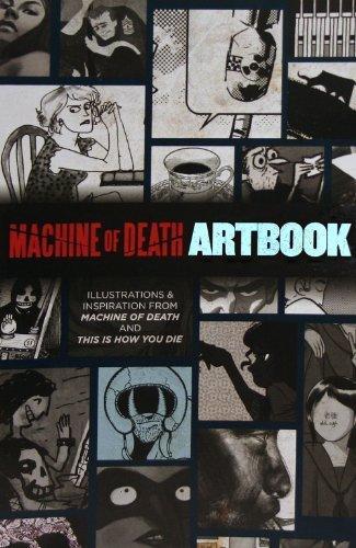 Machine of Death Artbook (2014-05-04)