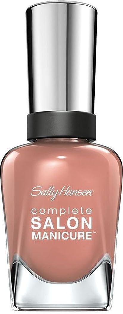 革新カウントアップ神秘Sally Hansen Complete Salon Manicure Nail Colour Mudslide