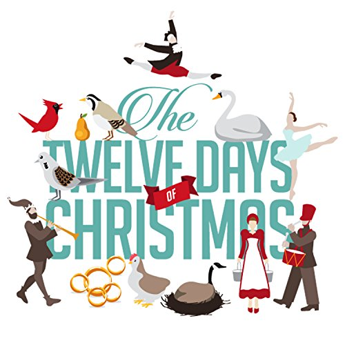 The Twelve Days of Christmas cover art