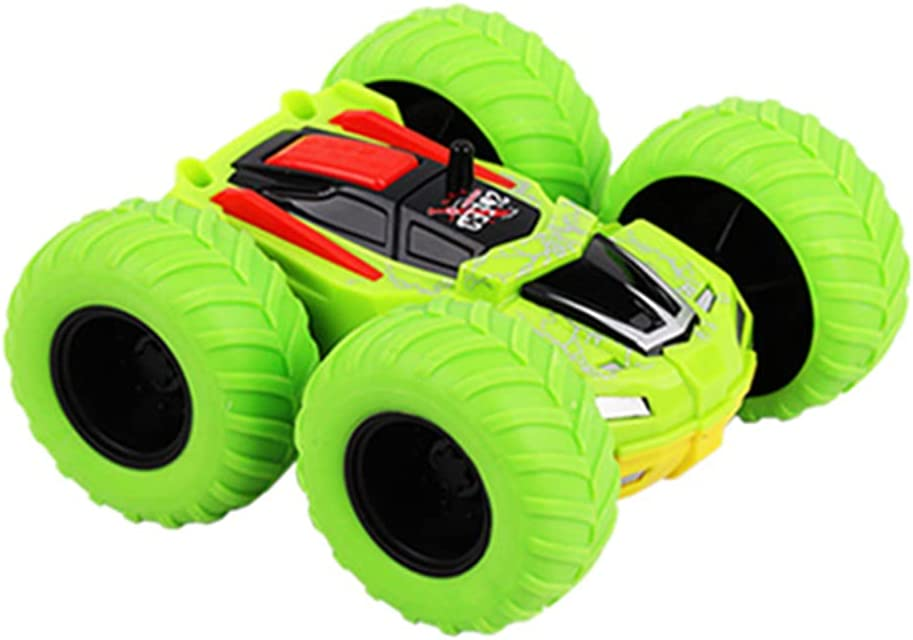 Double-Sided Vibration Inertial 1 35% OFF year warranty Car Toy Pull F Tire Big Back