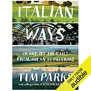 Couverture de Italian Ways