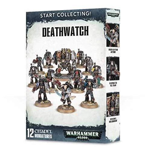 Games Workshop 99120109013' Start Collecting Deathwatch Miniature
