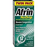 Afrin No Drip Severe Congestion Maximum...