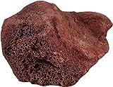 Sera 32357 Rock Red Lava L (Pieza de 16 a 23 cm) Roca de Lava o volcánica – Piedra Natural para Acuario
