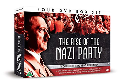 Rise Of The Nazi Party [DVD] [UK Import]