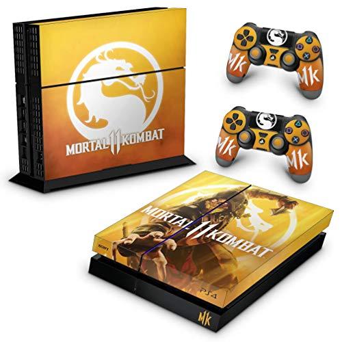 Skin Adesivo para PS4 Fat - Mortal Kombat 11