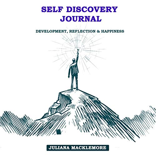Self Discovery Journal cover art