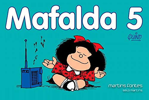Mafalda - Mafalda Nova - Volume - 5