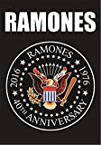 Heart Rock Licensed Flagge Ramones–40th Anniversary
