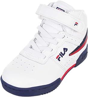 Fila Boys' F-13 Hi-Top Sneakers