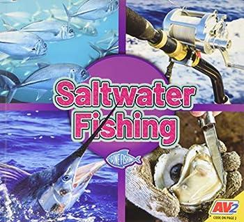Paperback Saltwater Fishing Book
