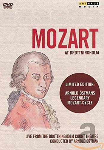 Mozart, Wolfgang Amadeus - At Drottingholm (6DVDs / NTSC)