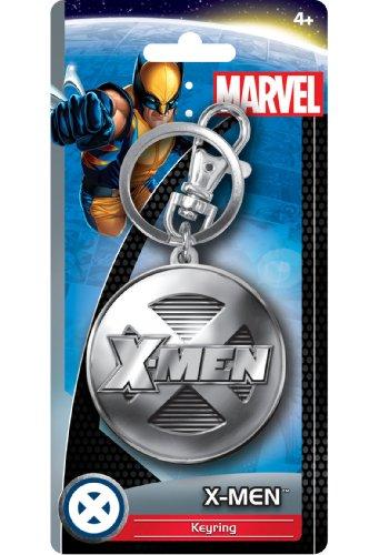 DC Chaveiro de estanho com logotipo X-Men