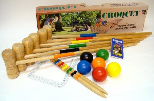 Croquet Spiel