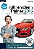 Führerschein Trainer 2016