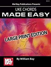 Uke Chords Made Easy, Large Print dition
