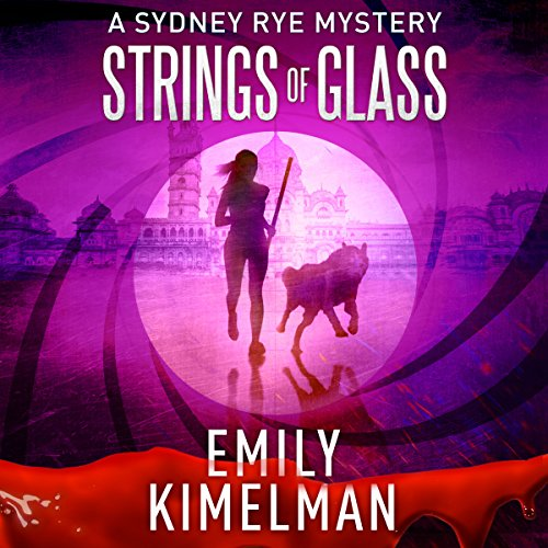 Strings of Glass audiobook cover art