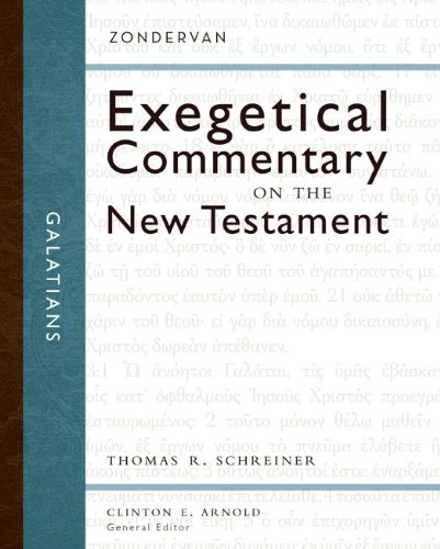 Galatians (Zondervan Exegetical Commentary on The New Testament series Book 9) (English Edition)
