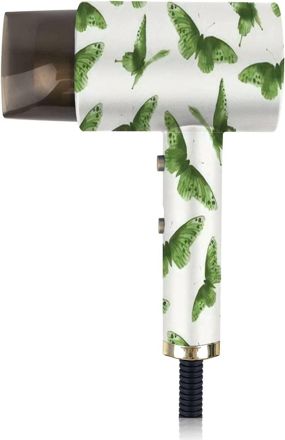 Ionic Hair San Diego Mall Dryer Seamless Background Drawn Hand with Butterflies Max 46% OFF