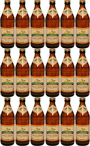 Löwenbräu Buttenheim - Vollbier hell (18 Flaschen) I Bierpaket von Bierwohl