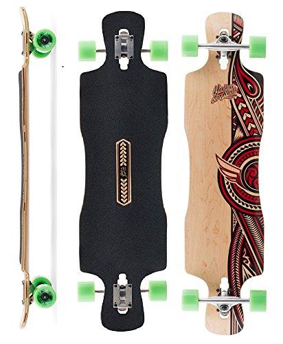 Longboard Complete Mindless Longboards Wreather II 41