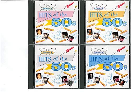 100 Hits of the 50s (4 CD 1990 prima edizione)