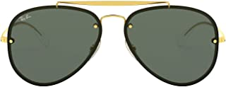 Rb3584n Blaze Aviator Sunglasses